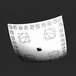 Светильник настенно-потолочный CL932005
