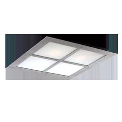 Светильник настенно-потолочный LD06-1406/4+750