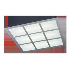 Светильник настенно-потолочный LD06-1407/3+761