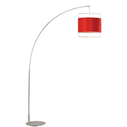 Торшер LT06-5117/01.5.1 красный